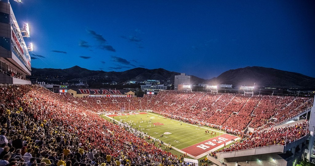 Image result for rice eccles at night